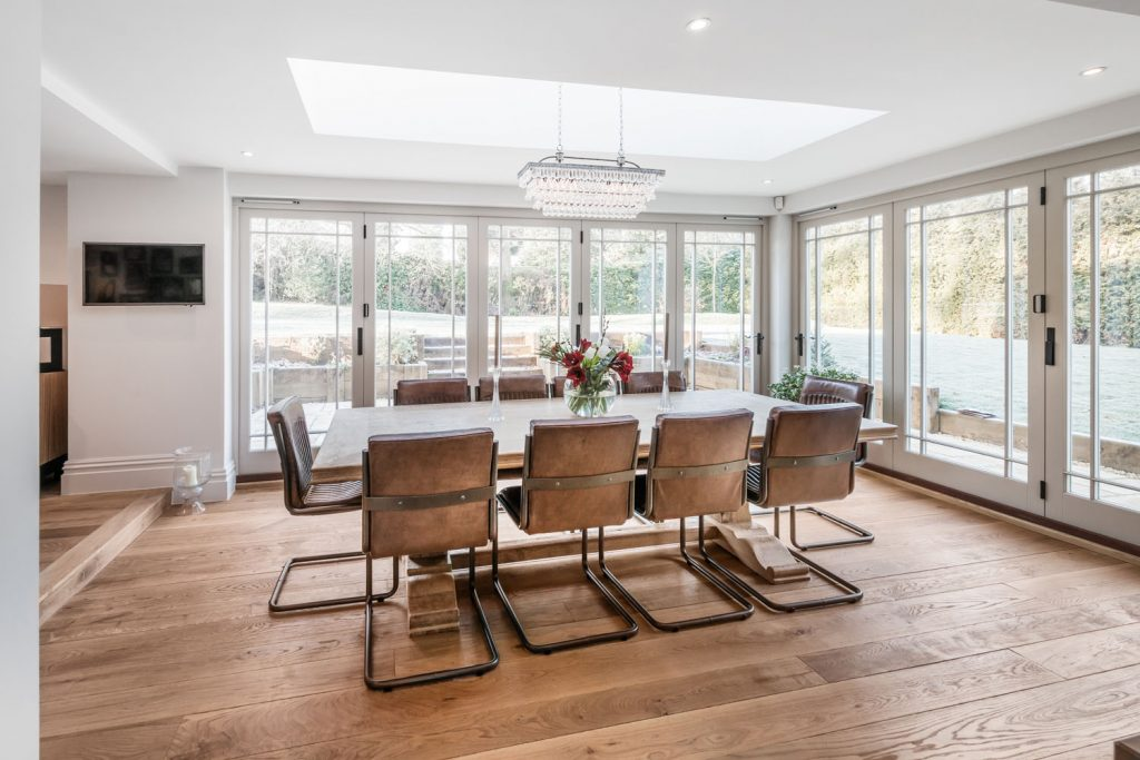 Luxury Dining Room (1)