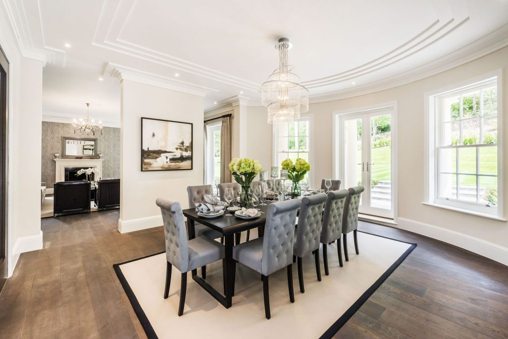Luxury Dining Room (12)