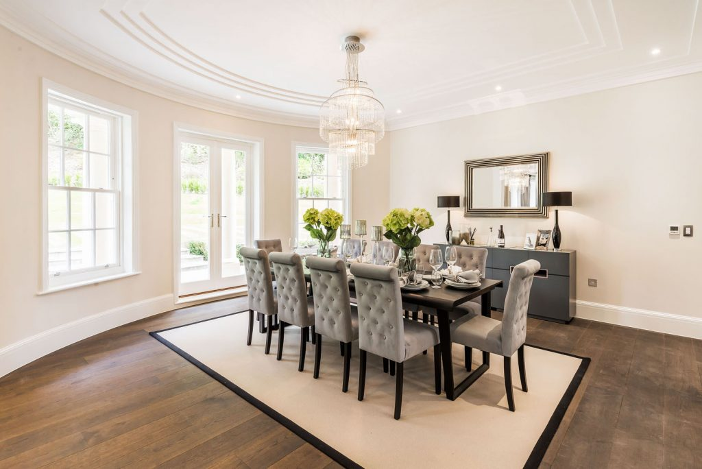 Luxury Dining Room (13)