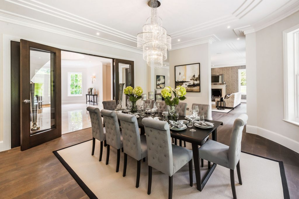 Luxury Dining Room (14)