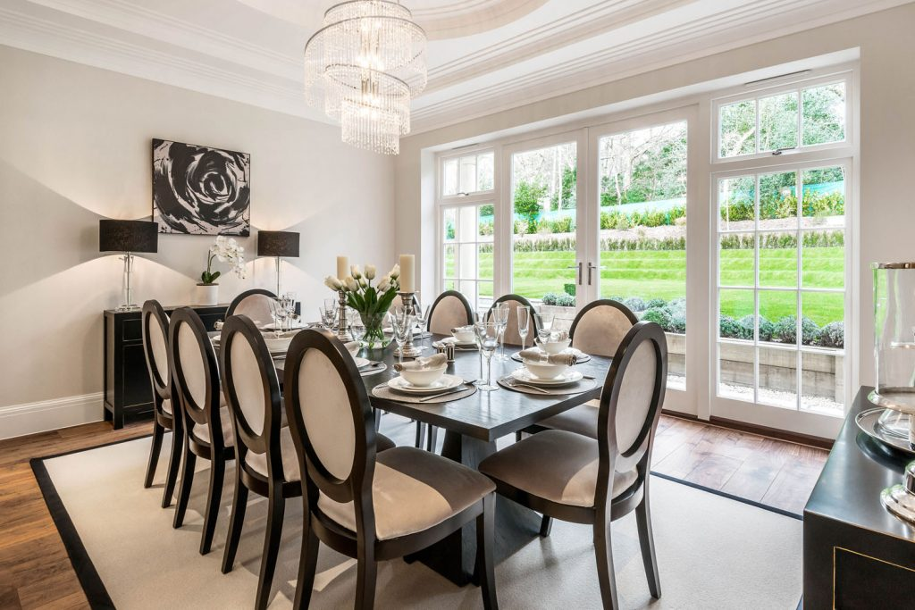 Luxury Dining Room (7)