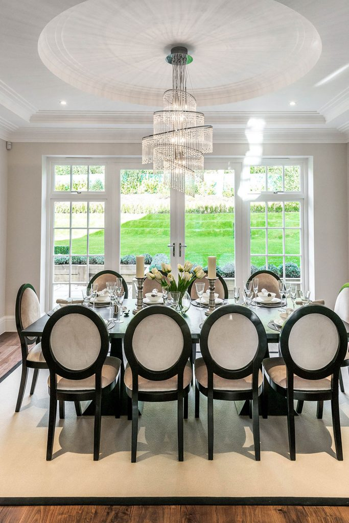 Luxury Dining Room (8)