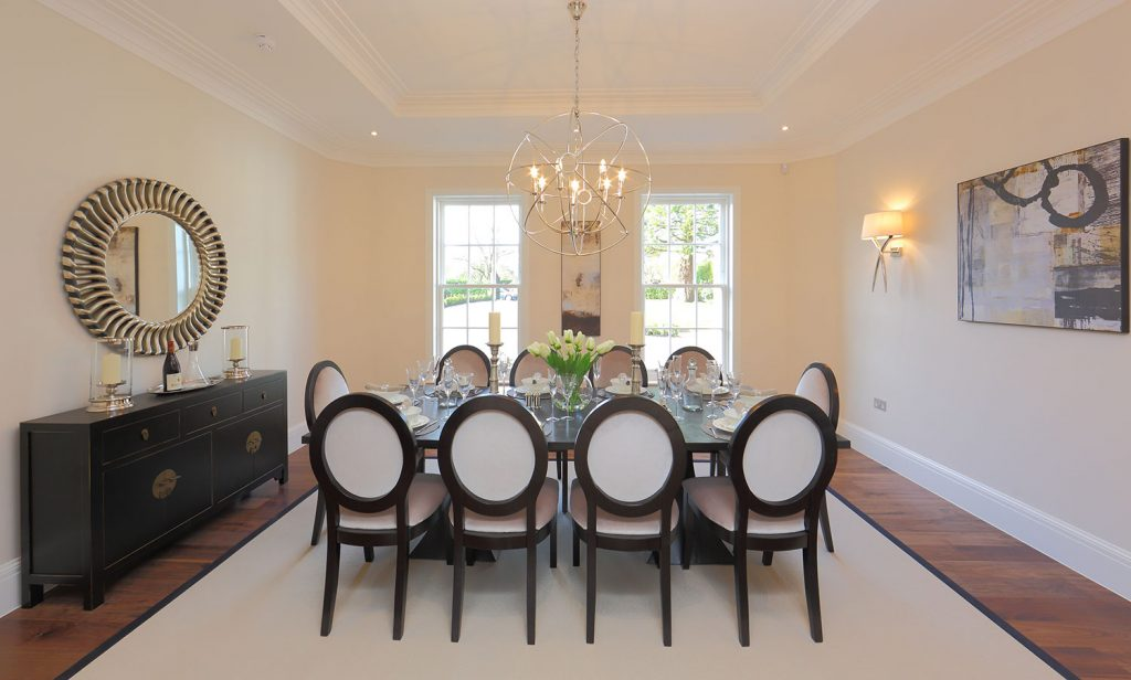 Luxury Dining Room (9)